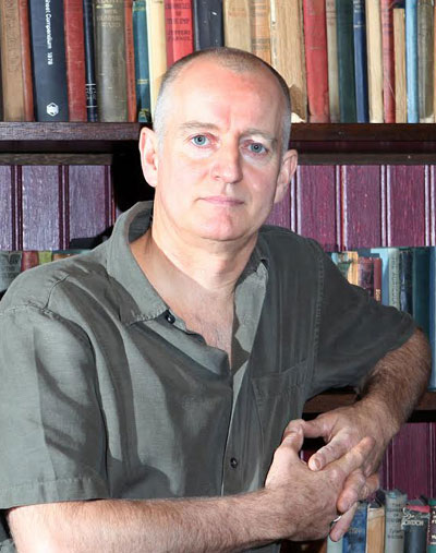 photo of Simon McKibbin